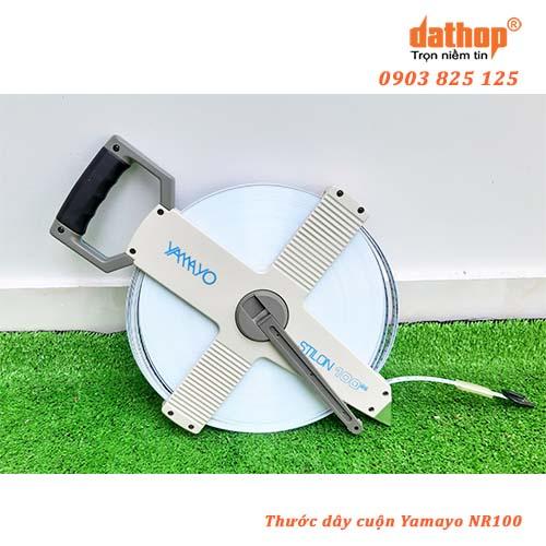 Thước dây thép bọc nhựa Yamayo NR100