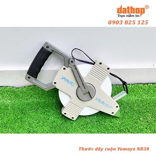 Thước dây thép bọc nhựa Yamayo NR30 Stilon Reel