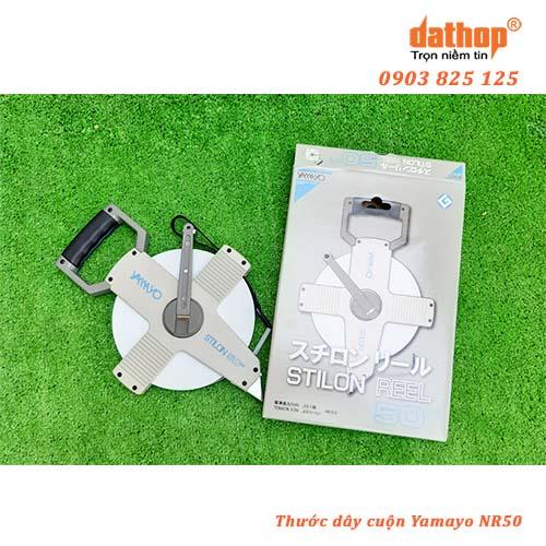 Thước dây thép bọc nhựa Yamayo NR50 Stilon Reel
