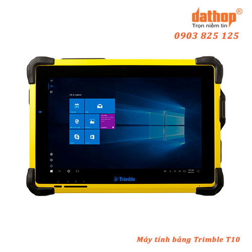 May tinh bang Trimble T10