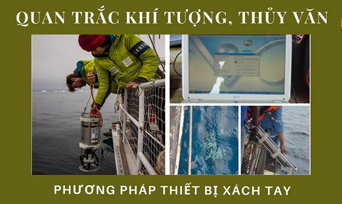 Phuong phap thiet bị xach tay - Quan trac khi tuong thuy van