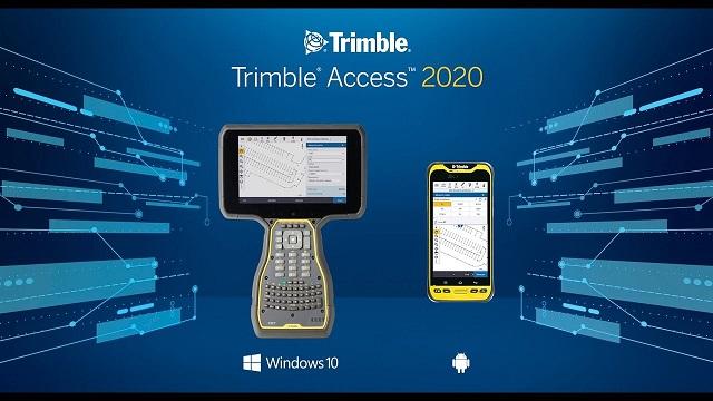 Trimble Access 2020
