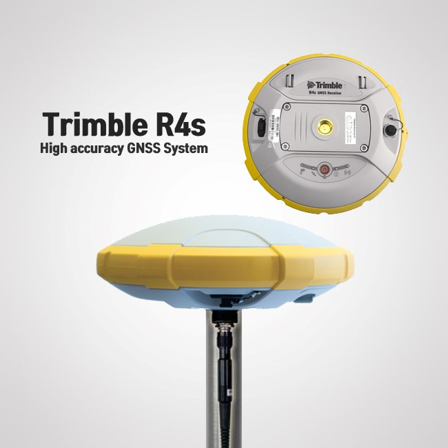 GNSS Trimble R4s
