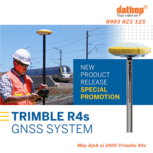 May dinh vi ve tinh GNSS Trimble R4s
