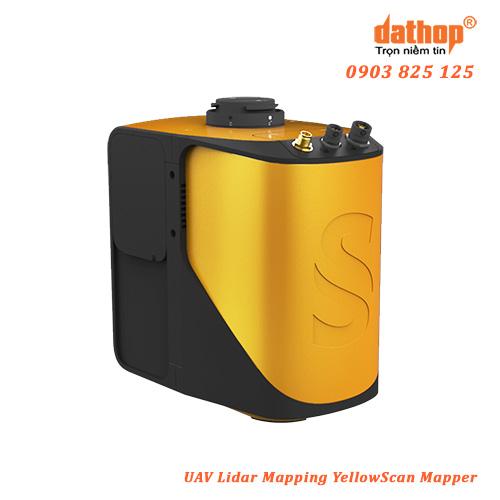 UAV Lidar Mapping YellowScan Mapper