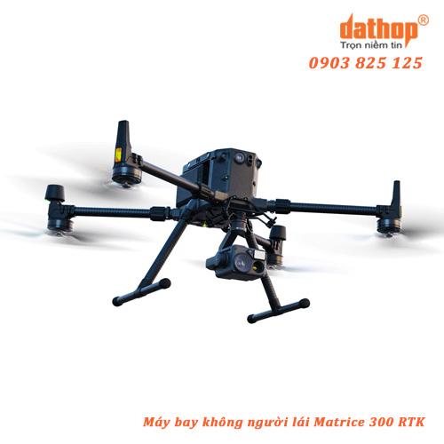 May bay khong nguoi lai/UAV DJI Matrice 300 RTK