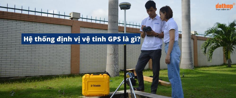 Định Vị Vệ Tinh GPS