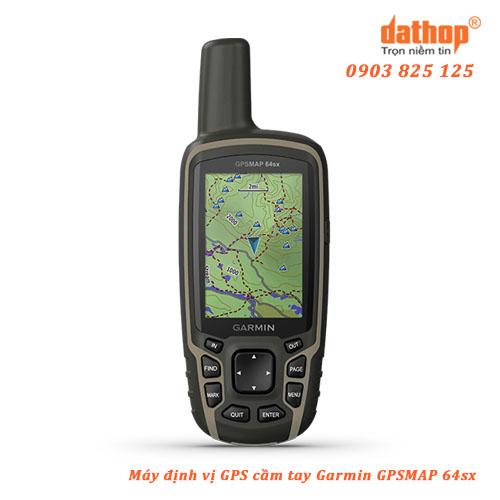 Máy định vị Garmin GPSMAP 64sx