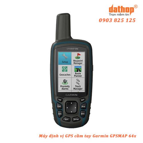 Máy định vị GPSMAP 64x