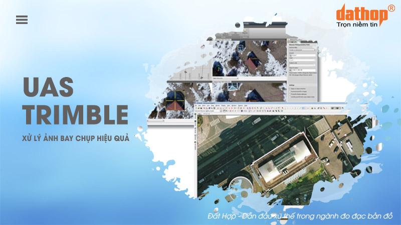 Sử dụng phần mềm nào để xử lý ảnh bay chụp