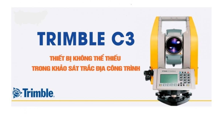 EDM, Ổ USB ngoài, Bảo hành và Cấu hình của Trimble C3