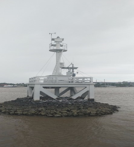 Các công trình phải được quan trắc khí tượng thủy văn