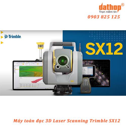 Trimble SX12
