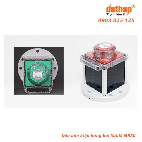 Đèn báo hiệu hàng hải Sabik M850