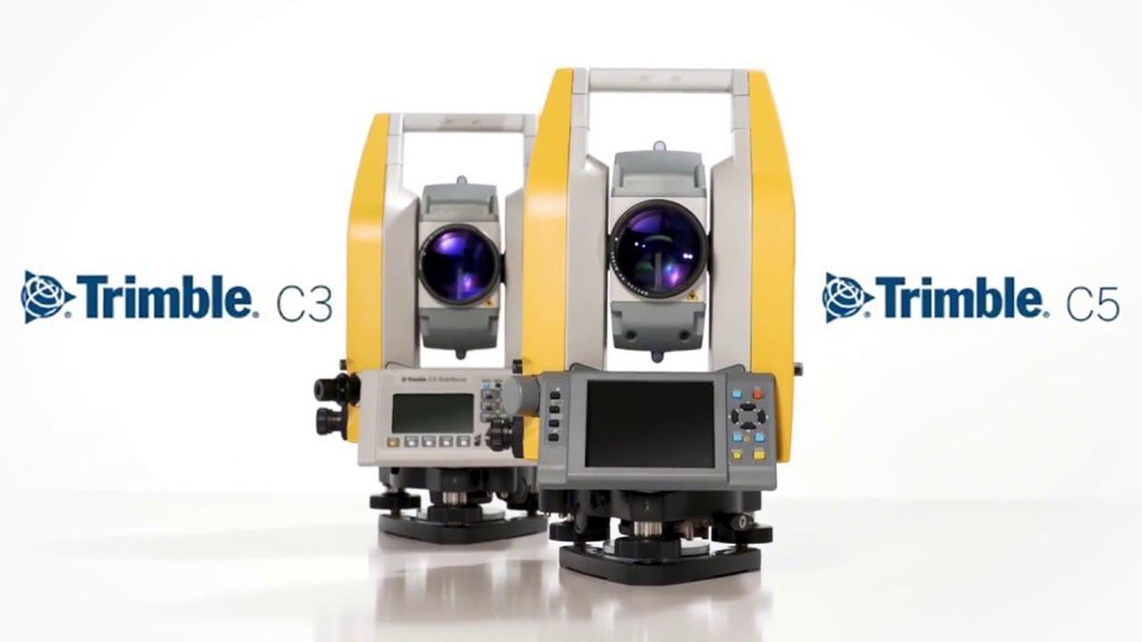 Máy toàn đạc Trimble C5 - Bảo hành, Hệ thống bảo vệ, Trimble L2P
