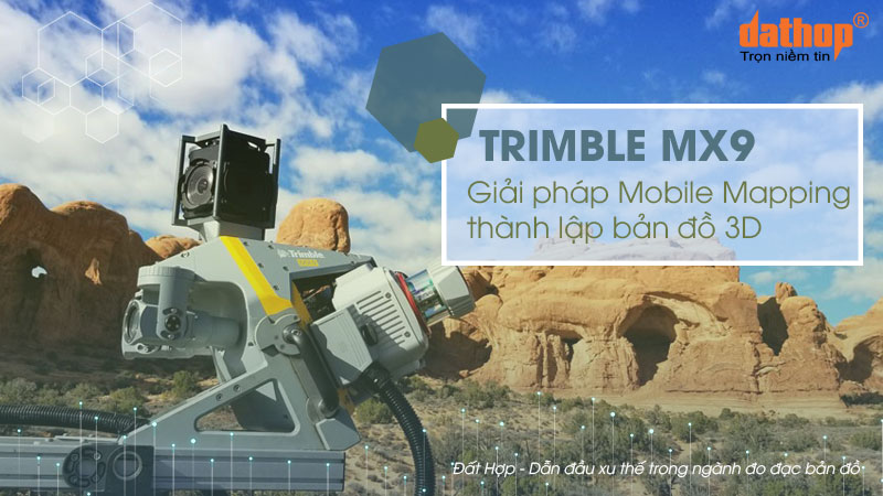 Trimble MX9