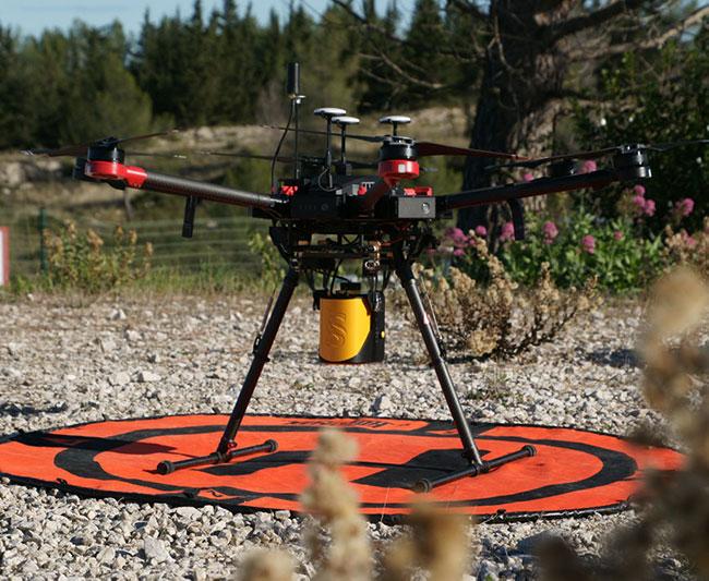 Tích hợp LiDAR trên UAV hiệu quả - 6 lưu ý cần quan tâm