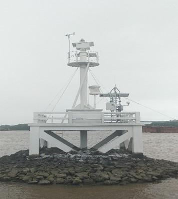 Lắp đặt Hệ thống quan trắc khí tượng thủy văn