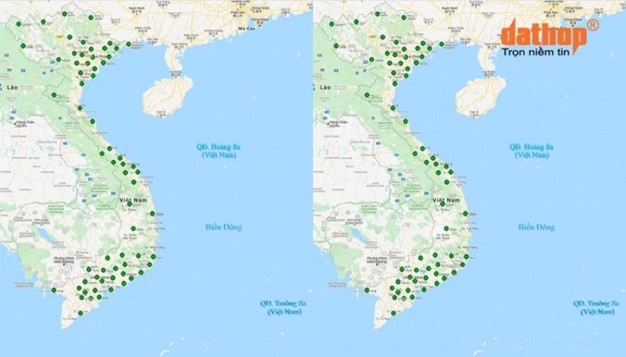 Hệ thống mạng lưới trạm định vị vệ tinh quốc gia