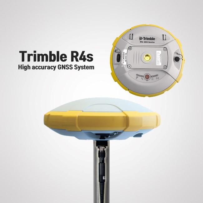 Trimble R4s