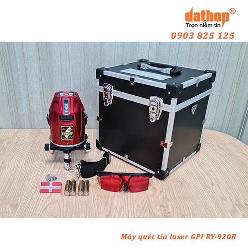 Máy cân mực laser GPI RY-920R