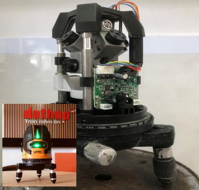 Sửa Máy cân mực laser Laisai không hoạt động