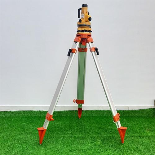 Máy thông tầng DZJ2 được lắp lên chân ba