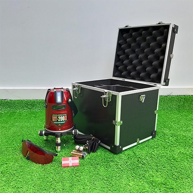 Nên giữ hộp đựng cẩn thận để bảo quản thiết bị được tốt hơn