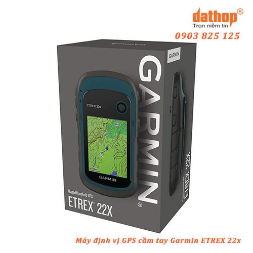 Máy định vị GPS cầm tay Garmin Etrex 22x