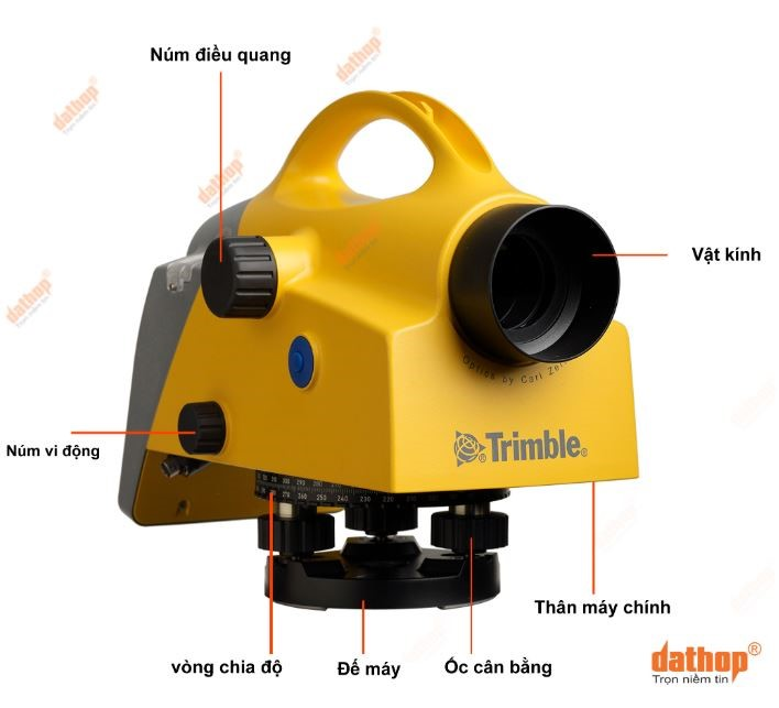 Máy thủy bình điện tử Trimble Dini