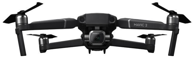 Mavic 2 Pro được trang bị mọt cụm Camera chất lượng đến từ Hasselblad