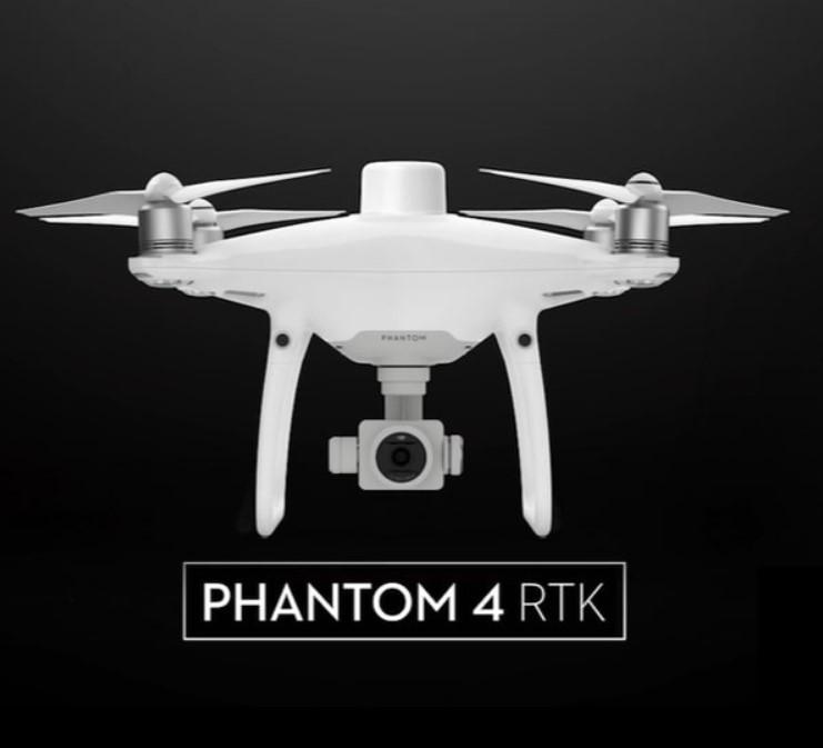 Camera của Phantom 4 RTK có độ phân giải 20MP, cho hình ảnh rõ nét, chân thật