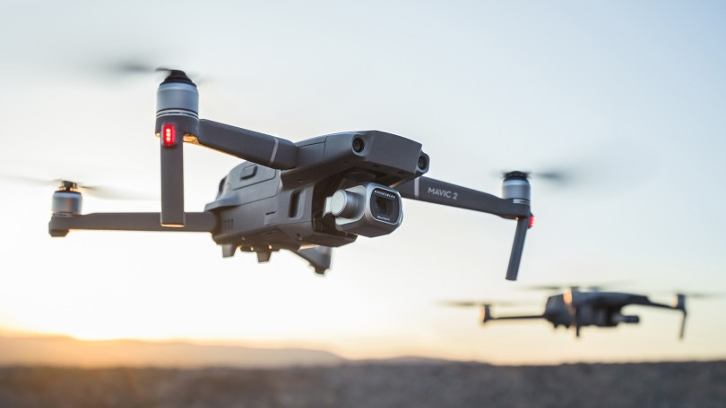 Chiếc flycam dân dụng có thời gian bay lâu nhất - lên đến 31 phút trong điều kiện chuẩn