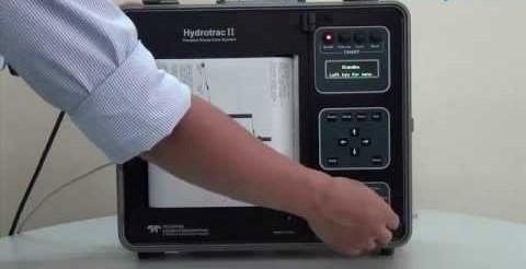 Máy bị treo khi khởi động, không vào được chương trình đo