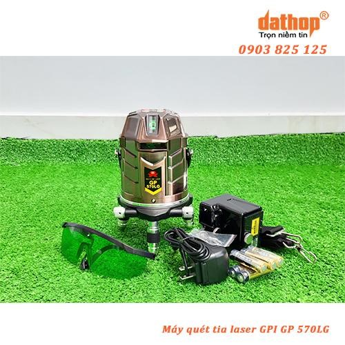 Máy quét tia laser GP-570LG