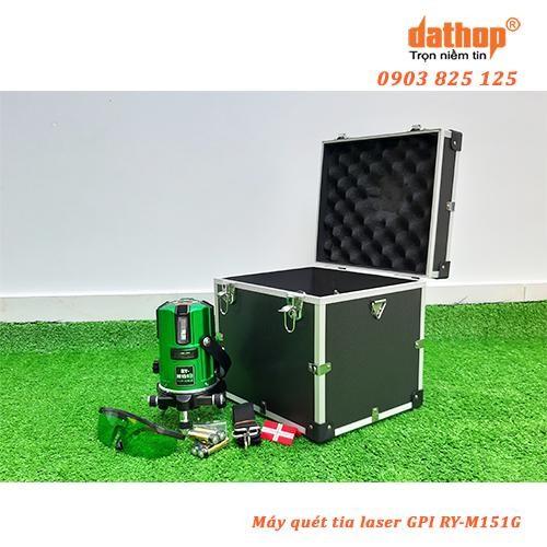 Máy quét tia laser RY-M151G