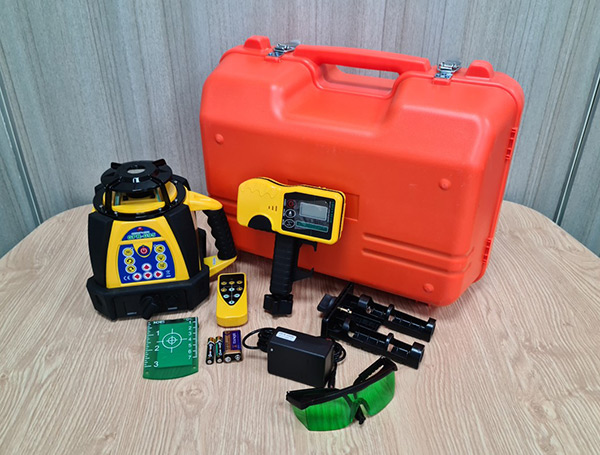 Máy quét tia laser xoay GPR-G95