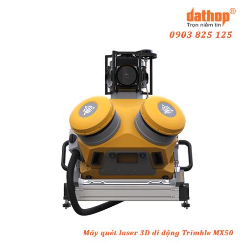 Máy quét laser 3d di động MX50