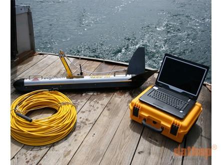 Thiết bị Side Scan Sonar chuyên dụng, để khảo sát, rà quét cứu hộ cứu nạn